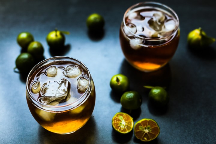 Calamansi Iced Tea Wide