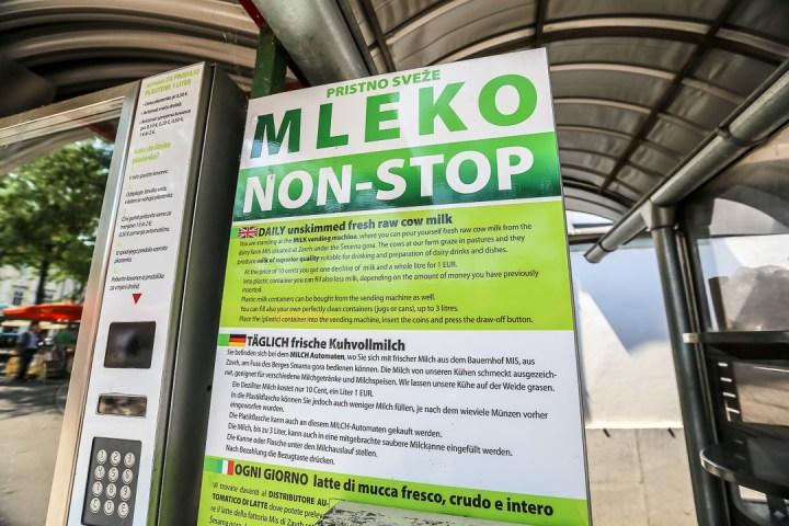 Non Stop Mlekomat 02