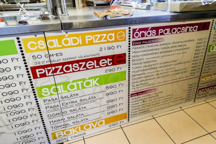 Pasa Kebab Döner & Pizza 02