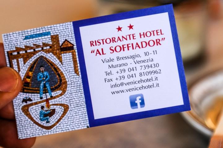 Ristorante Hotel Al Soffiador 07