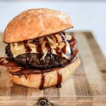 Barbecue Bacon Burgers 2