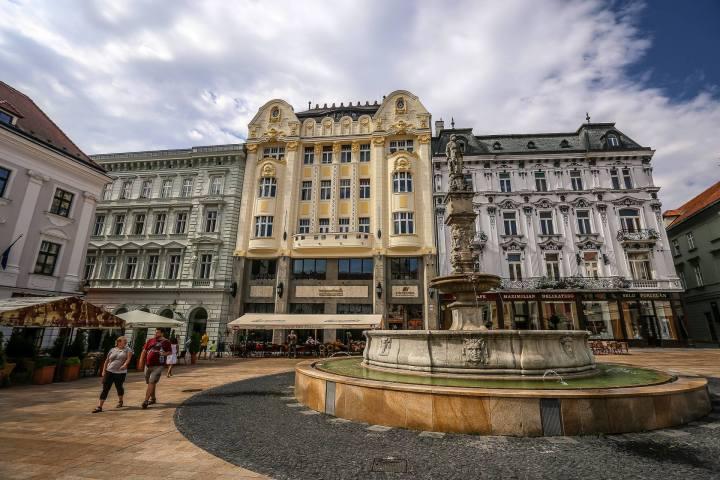 Bratislava Town 4