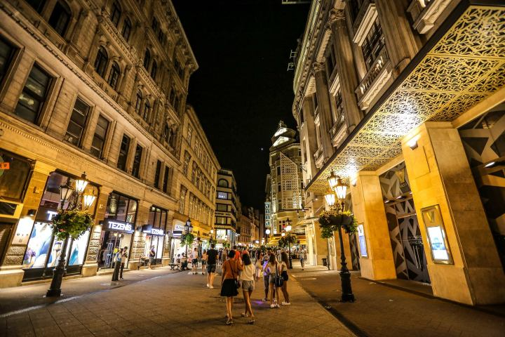 Budapest Streets 2
