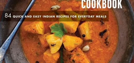 Tuttle Publishing Cafe Spice Cookbook Giveaway (Closed)