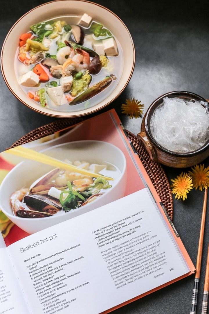 Seafood Hotpot Recipe