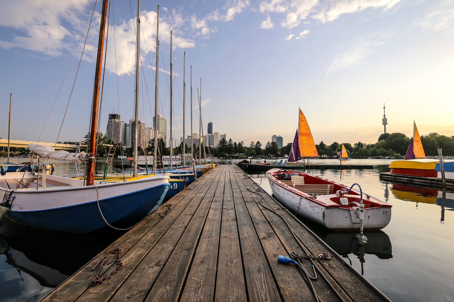 Image result for vienna sail dine