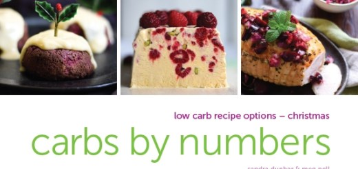 Carbs By Numbers Low Carb Recipe Book Giveaway (Closed) 1