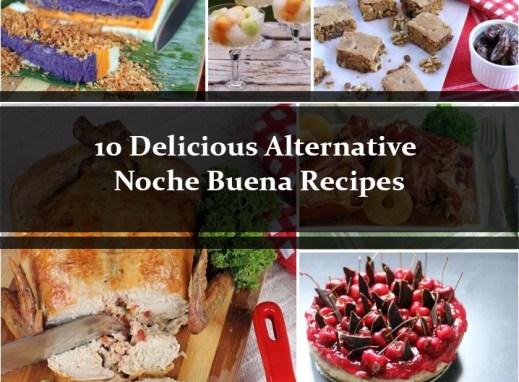 10 Delicious Alternative Noche Buena Recipes 2