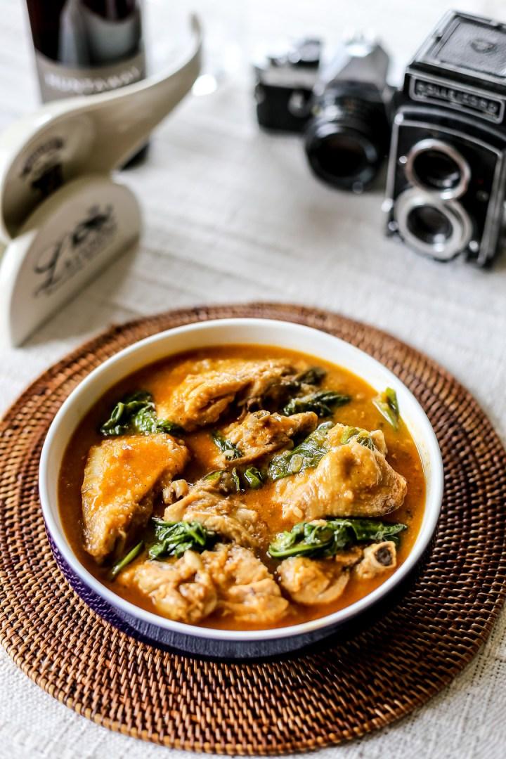 Chicken Pipian