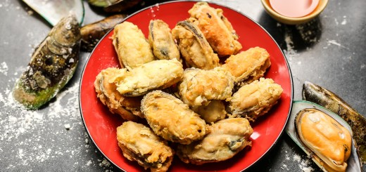Crispy Tahong 1