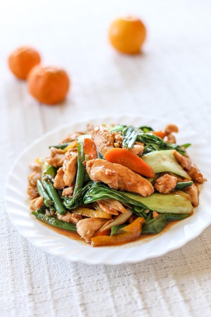 Hoisin Chicken Stir-fry 2