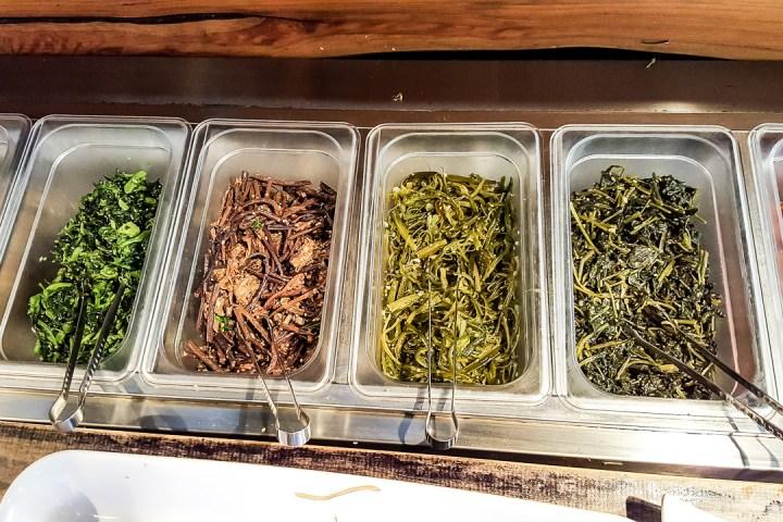8 Colours Korean BBQ Buffet 08