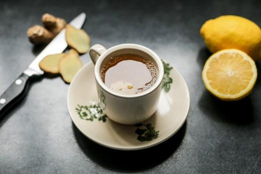 Honey Lemon Salabat 1