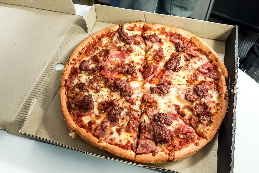 1 roulette a pizza