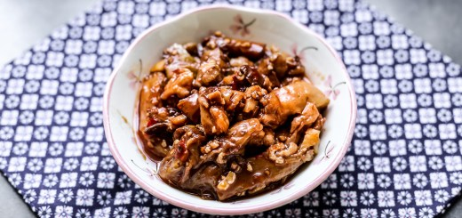 Sichuan Spicy Eggplant and Salted Fish 1