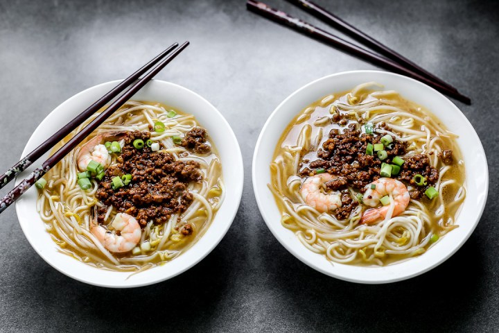 Tainan Style Noodles Wide