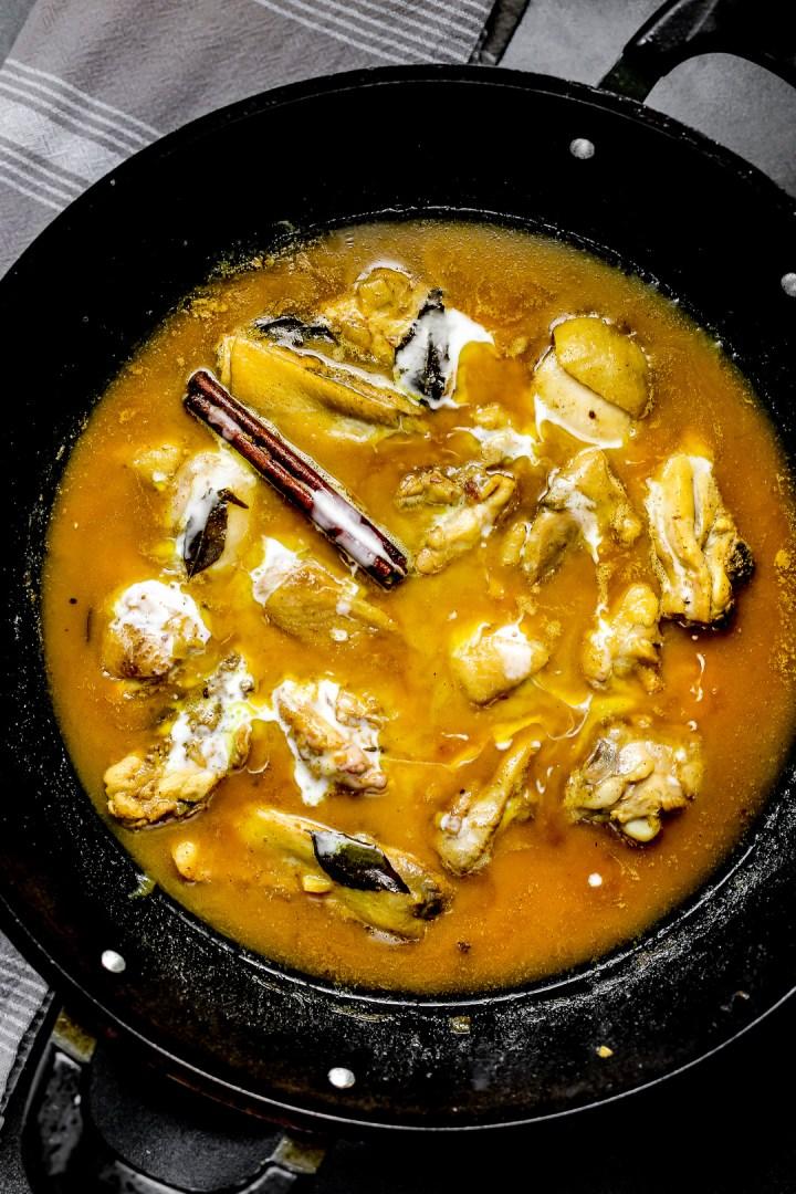 Tamarind Coconut Curry