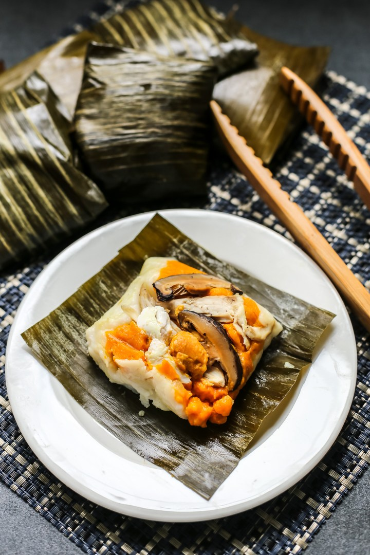 Filipino Tamales Bubuto