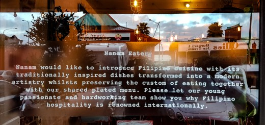 Nanam Eatery (Auckland, New Zealand) 5