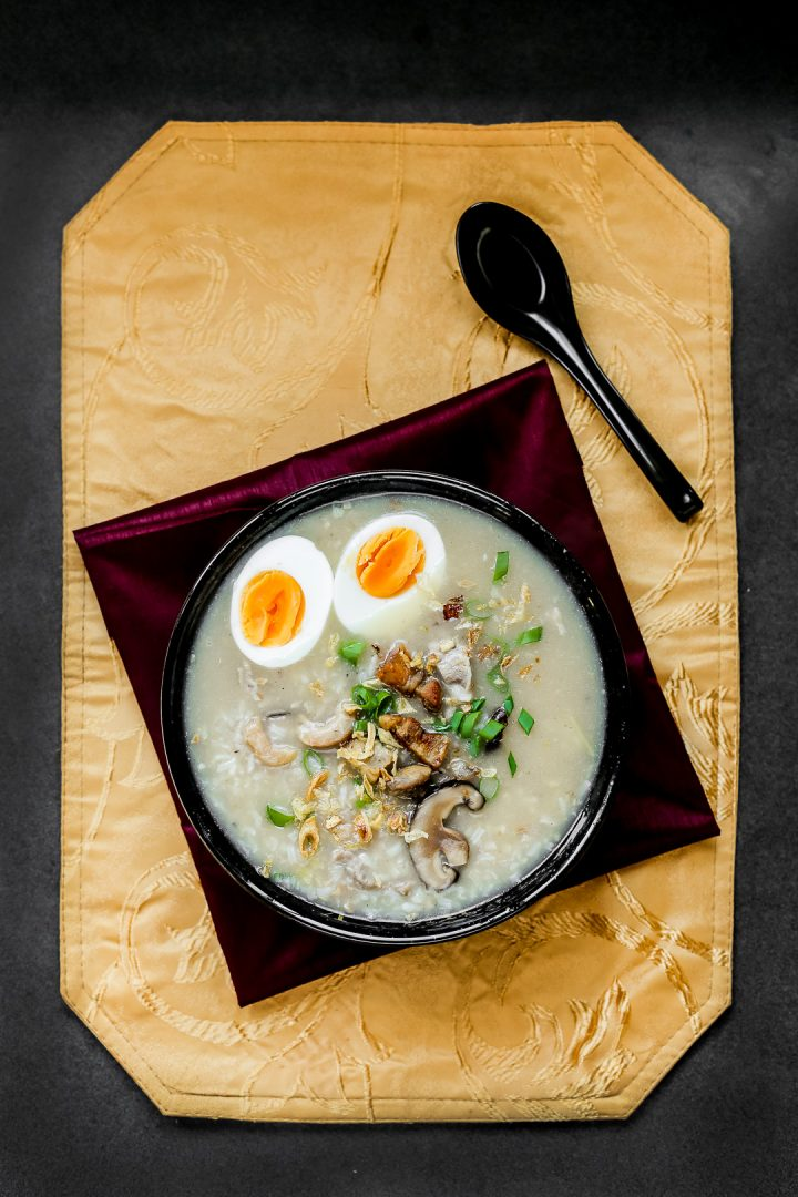 Pork and Dried Shrimp Congee-Edit