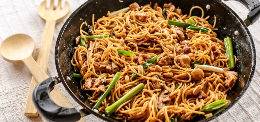 Yellow Cab's Charlie Chan Pasta 1
