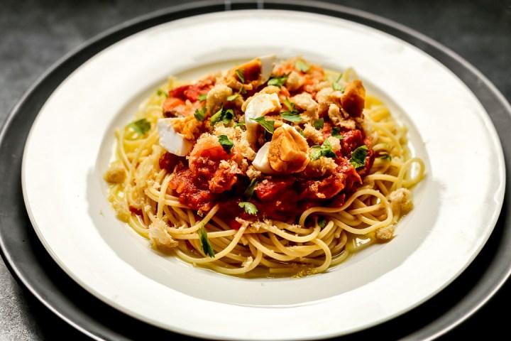 Tinapa Spaghetti 2