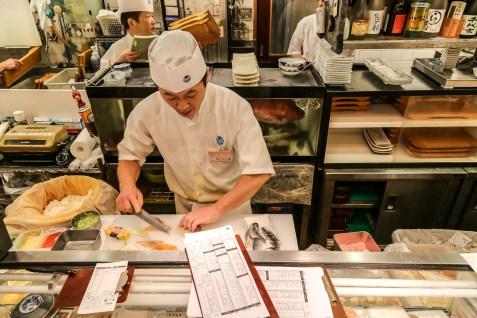 Tsukiji Sushi Sen 09