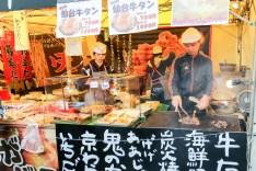 Meiji Jingu Open Air Food Court 22