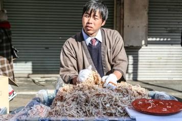 Tsukiji Fish Market Street Food 13