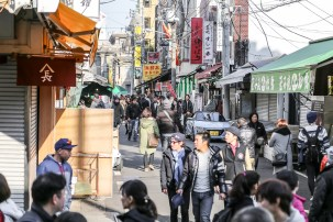 Tsukiji Fish Market Street Food 18