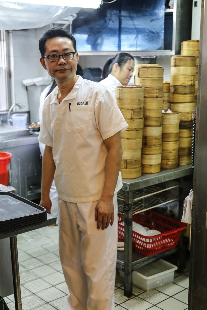 Tim Ho Wan (Sham Shui Po, Hong Kong) 8