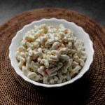 Hawaiian Style Macaroni Salad 2