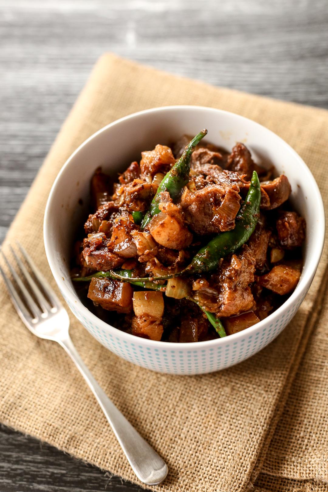 Shrimp paste: recipe 9