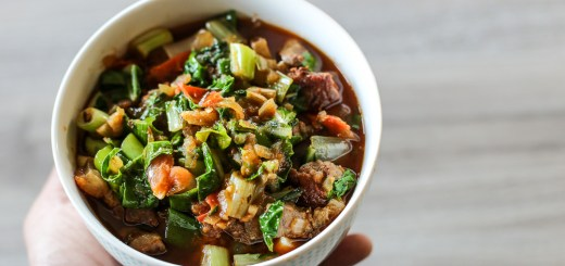 Pork and Baby Bok Choy Sambal Stir Fry 1