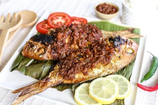 Ikan Bakar 2