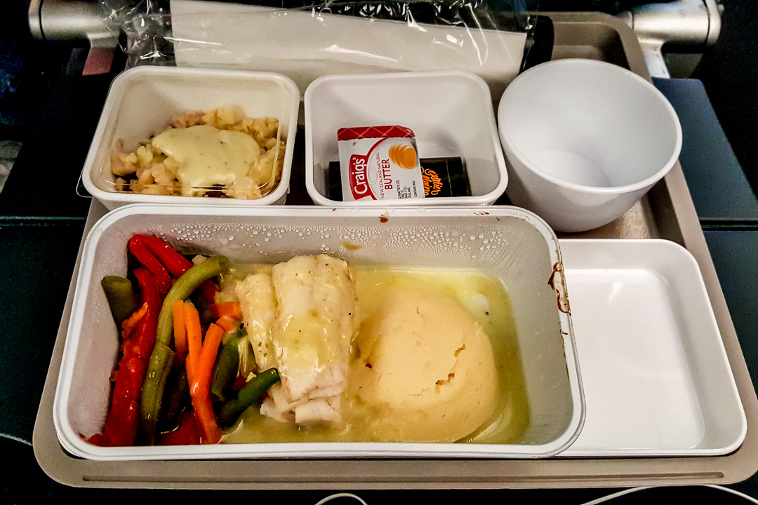 Airline Food - Cathay Pacific 04