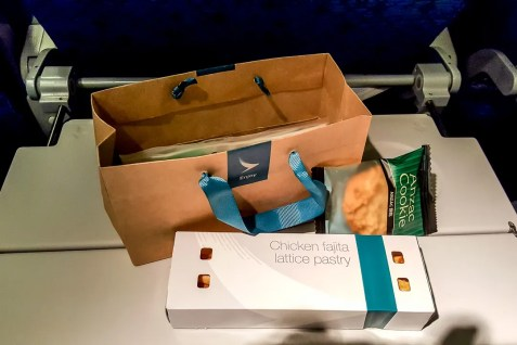 Airline Food - Cathay Pacific 11