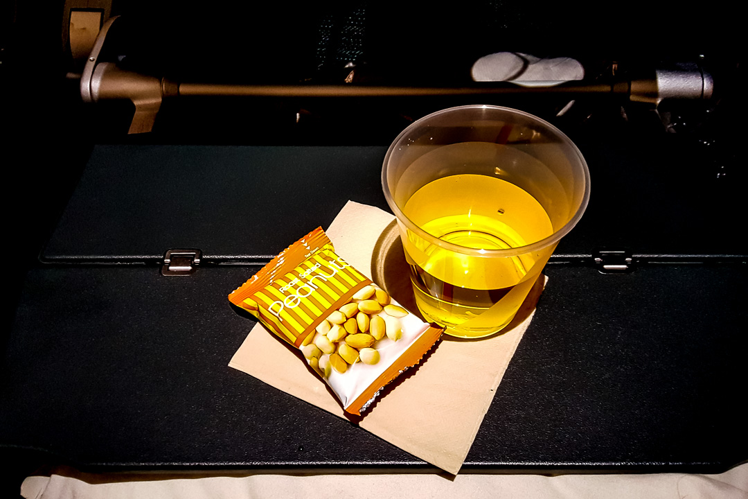 Airline Food - Cathay Pacific 12
