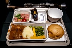 Airline Food - Cathay Pacific 13