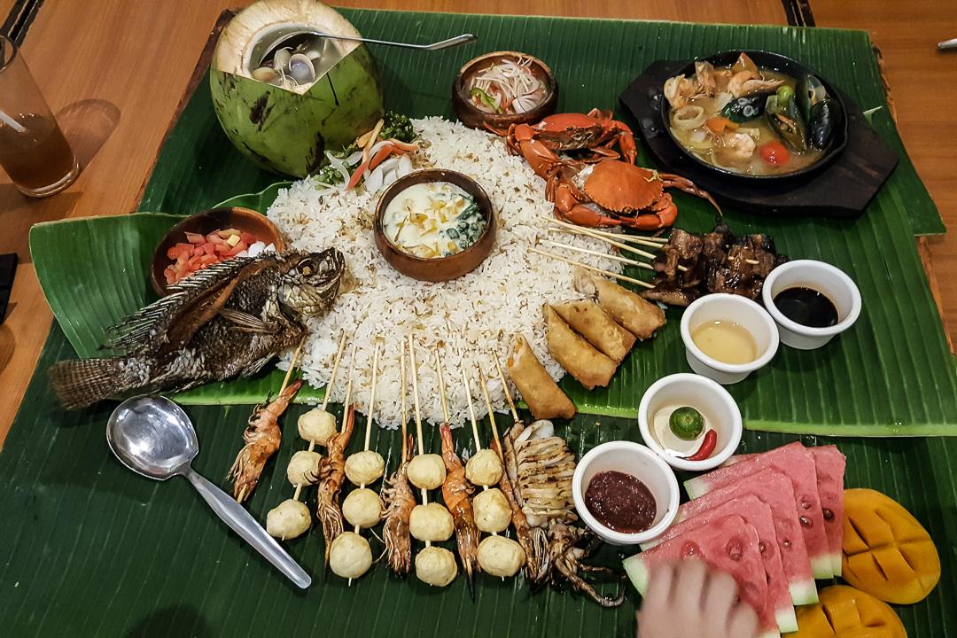 Seafood Island Metro Manila Philippines Ang Sarap