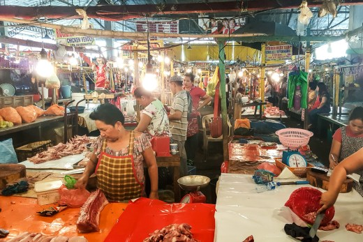 After 15 Years I Visited a Wet Market in the Philippines 1