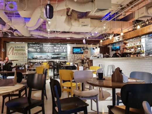 Brisbane River Grill (Brisbane, Australia) 1