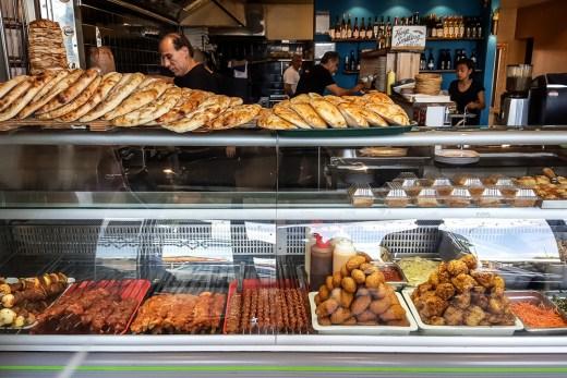 Paasha Cafe and Mezze Bar (North Shore City, New Zealand) 1