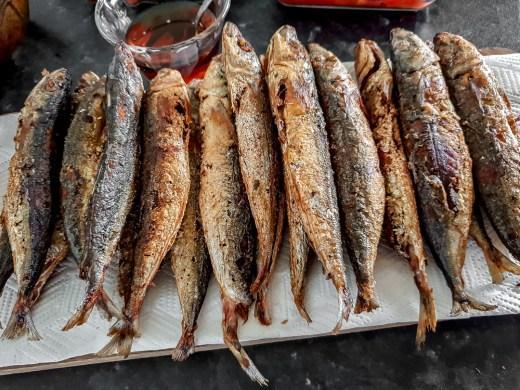Fried Galunggong 1