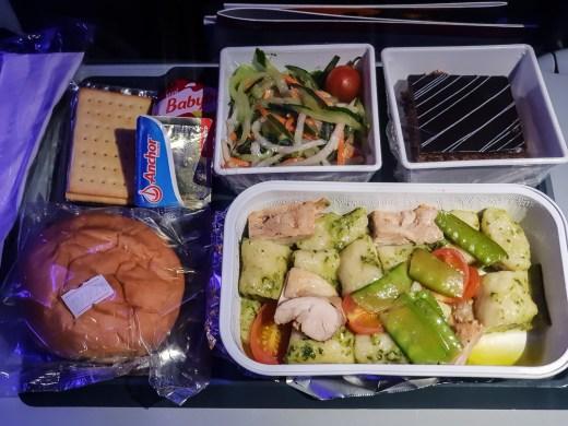 Airline Food - Virgin Australia 1