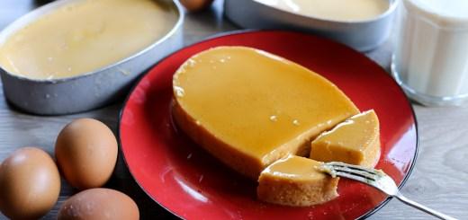 Chilean Caramel Layer Cake