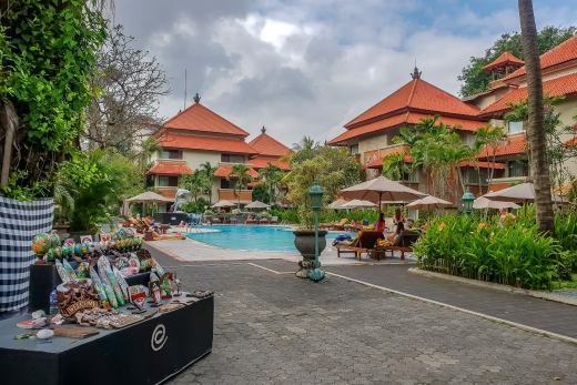 Lotus Restaurant White Rose Kuta Breakfast Buffet (Bali, Indonesia) 3