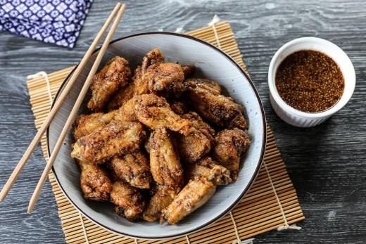 Tebasaki Fried Chicken 1
