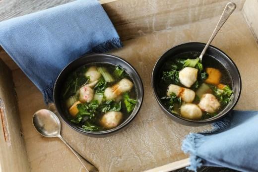 Fishball Soup 1