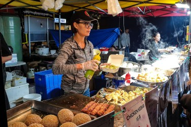 Auckland CBD Night Market 03